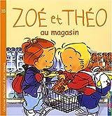 Zoé et Théo au magasin