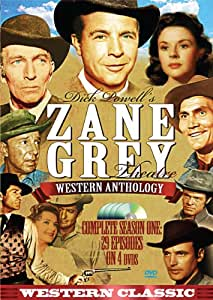 Zane Grey Theatre: Complete Season One [DVD] [US Import]