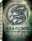 Alien Predator Total Destruction Collection (8pc) [DVD] [Region 1] [NTSC] [US Import]