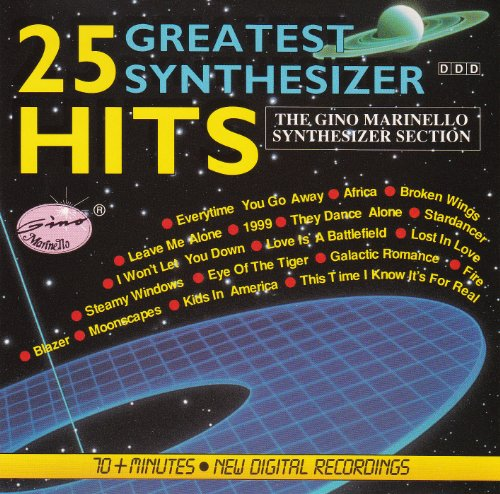 25 Greatest Synthesizer Hits / 1064