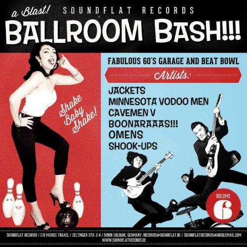 Soundflat Records Ballroom Bash! Vol. 6