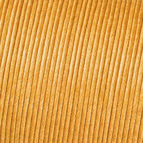 EFCO - Baumwollkordel gewachst ø 2 mm / 6 m gelb