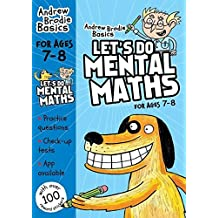 Let's do Mental Maths for ages 7-8