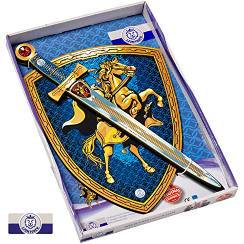Liontouch 29400LT Ritter Kostüm Spielzeug Set aus Schaumstoff | Schwert und ()