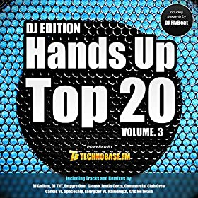 Various Artists-Hands Up Top 20 Vol 3 (Deejay Edition)