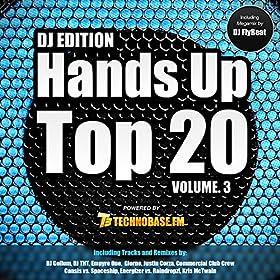 Various Artists-Hands Up Top 20 Vol 3 (Deejay Edition)