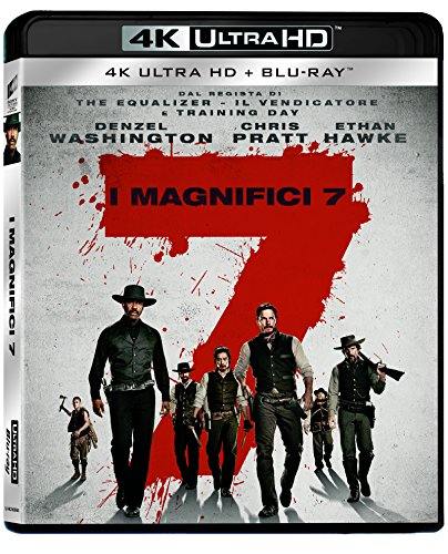 I Magnifici 7 (4K Ultra HD + Blu-Ray)