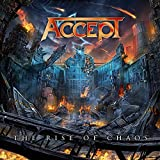 Accept: The Rise of Chaos (Audio CD)