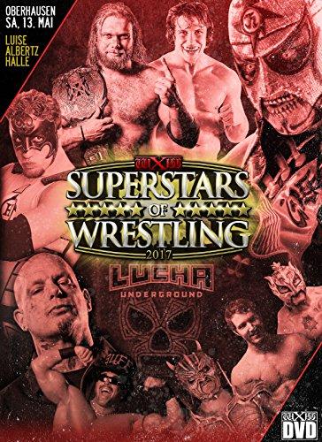 WXW Westside Xtreme Wrestling & Lucha Underground - Superstars Of Wrestling 2017 DVD