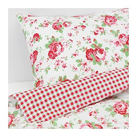 Ikea Rosali Bettwäscheset In Weiß; 100% Baumwolle; 2tlg ... Gute Bettwasche Wirklich Ausmacht