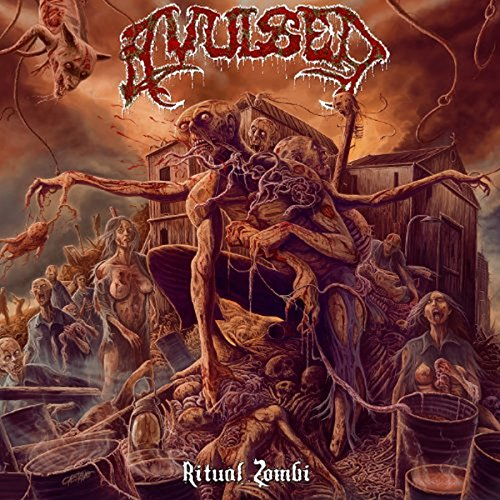 Avulsed: Ritual Zombi (Audio CD)