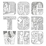 Doctor Who: The Colouring Book für Doctor Who: The Colouring Book