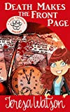 Death Makes the Front Page (Lizzie Crenshaw Mysteries Book 2)