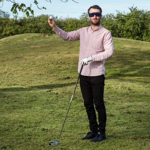 Thumbs Up A0001025 Golfball-Finder Brille - 6