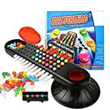 Children\'s Puzzle Desktop Intelligence Toy, Malloom 2018 New Mastermind Strategy Code Cracking Game Bead Machine Plans Desktop Family Game