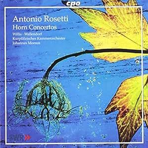 Rosetti: Horn Concertos