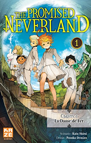 The Promised Neverland Chapitre 3