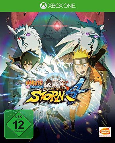 Naruto Shippuden - Ultimate Ninja Storm 4 - [Xbox One]