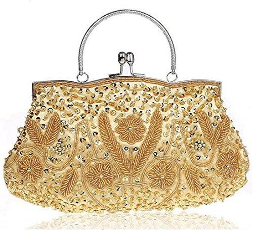 ISHOW - Borsa a tracolla donna Oro