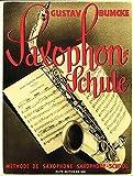 Saxophon-Schule: mit Grifftabelle. Saxophon.