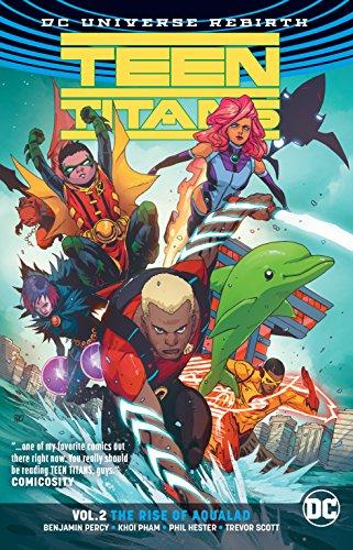 Teen Titans Vol. 2: The Rise of Aqualad (Rebirth) por Benjamin Percy