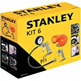 Stanley Accessoires voor luchtcompressoren, airtoolkit 6 stuks, 9045717STN