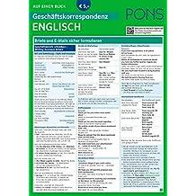 Suchergebnis Auf Amazonde Für Geschäftskorrespondenz Englisch Bücher