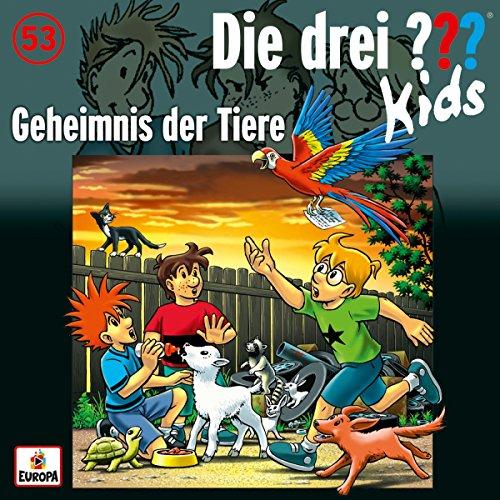 053/Geheimnis der Tiere (Geheimnis Cd)