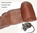 Best Mouse Deterrents - Honey & Willow Copper Mesh Mouse Deterrent – Review