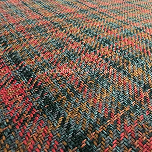 new-geometric-tartan-like-pattern-design-red-shade-mix-colour-quality-chenille-upholstery-fabric-ide