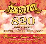 LaBella 820 La Bella Guitar String Set (japan import)