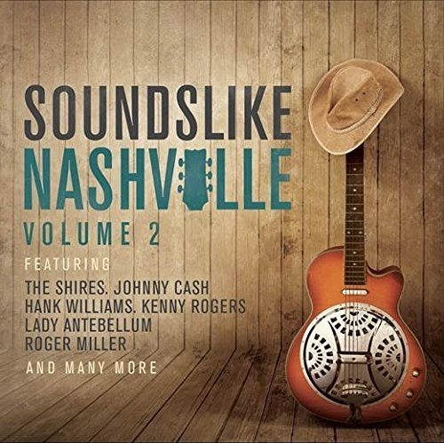 Sounds Like Nashville Volume 2