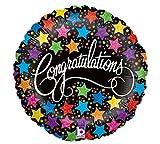 Burton & Burton Congratulations Foil/Mylar Balloon