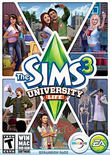 [UK-Import]Sims 3 University Life Game PC