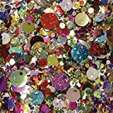 Be Creative 100g Mixed Sequins and Spangles