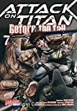 Attack on Titan - Before the Fall 7
