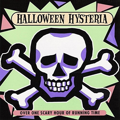 Halloween Hysteria - Featuring Scary Stories, Music & Sound Effects