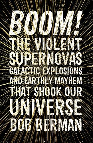 Boom! por Bob Berman