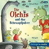 Die Olchis und das Schrumpfpulver (2 CD): Hörspiel, ca. 100 min.