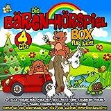 Die Bären - Hörspiel - Box Für Kids