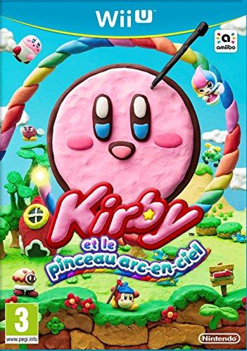 Kirby Et Le Pinceau Arc-En-Ciel [Importación Francesa]
