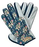 Julie Dodsworth Flower Girl Comfy Gardener Gloves, Medium by Briers