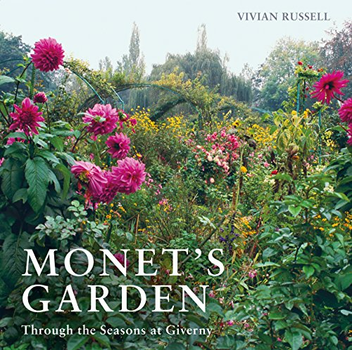 Monet's garden through the seasons at Giverny par Vivian Russell