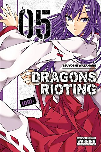 Dragons Rioting, Vol. 5 Cover Image
