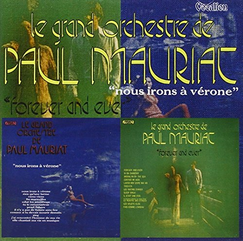 Paul Mauriat-cd (Forever and Ever & Nous Irons a)
