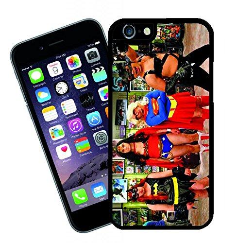 Big Bang Theory-Kostüme - passen diese Abdeckung Apple Modell iPhone 6 s (nicht 6 s plus) - von (Ideen Passen Kostüme)