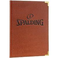 Spalding 300157601 Portafolios, Naranja, Talla Única