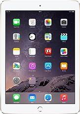 Apple iPad Air 2 Tablet (9.7 inch, 64GB, Wi-Fi + Cellular), Gold