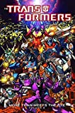 Transformers: More Than Meets The Eye Volume 5 by James Roberts (2013-11-26)