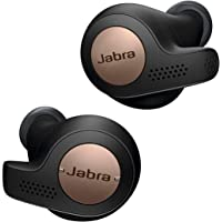 Jabra Elite Active 65t – True Wireless In-Ear Sport Kopfhörer mit Passive Noise Cancellation – Mit Fitnesstracking über…
